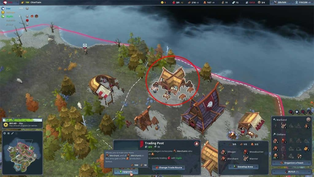 Northgard Review | Loner Strategy Games