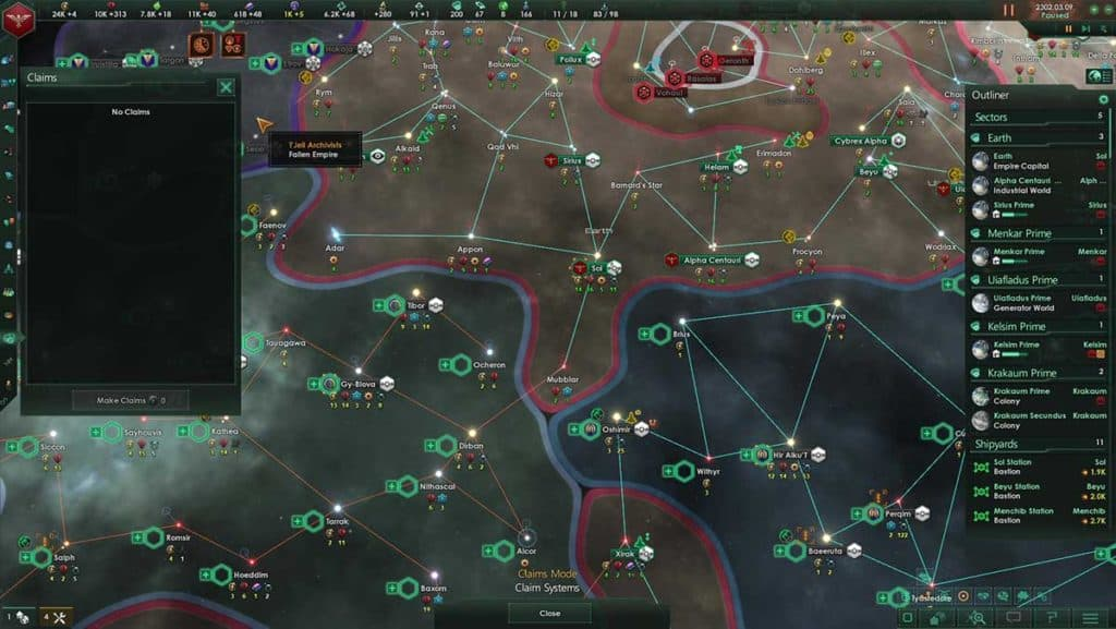 Stellaris Review   Loner Strategy Games